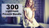 دانلود پکیج 300 پریست آماده لایت روم Lightroom 300 Presets Bundle