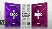 دانلود 5300 ترنزیشن و پریست فوق حرفه ای پریمیر : Transitions Presets Pack