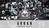 دانلود 5 پریست آماده رنگی برنامه لایتروم : Urban Lightroom Presets
