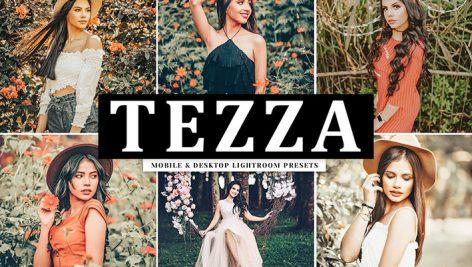 دانلود پریست لایتروم و Camera Raw و اکشن: Tezza Lightroom Presets Pack