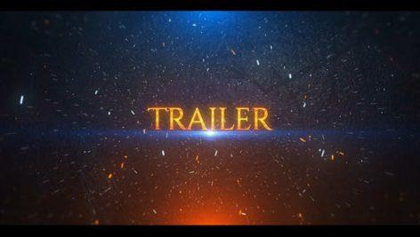 دانلود پروژه آماده افترافکت با موزیک وله و تیتراژ Cinematic Epic Trailer