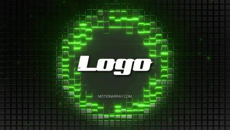 دانلود پروژه آماده پریمیر با موزیک : لوگو و آرم Unfold Logo Reveal