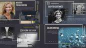 دانلود پروژه افترافکت با موزیک معرفی شرکت و محصولات Modern Presentation