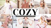 دانلود پریست لایتروم و Camera Raw و اکشن: Cozy Pro Lightroom Presets