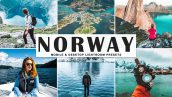 دانلود پریست لایتروم و Camera Raw و اکشن: Norway Pro Lightroom Presets