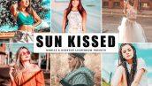 دانلود پریست لایتروم و Camera Raw و اکشن: Sun Kissed Lightroom Presets Pack