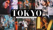 دانلود پریست لایتروم و Camera Raw و اکشن: Tokyo Lightroom Presets Pack