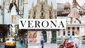 دانلود پریست لایتروم و Camera Raw و اکشن: Verona Pro Lightroom Presets
