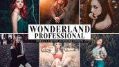 دانلود پریست لایتروم و Camera Raw و اکشن: Wonderland Pro Lightroom Presets
