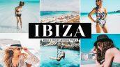 دانلود پریست لایت روم و Camera Raw و اکشن: Ibiza Mobile Desktop Lightroom Presets