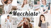 دانلود پریست لایت روم و Camera Raw و اکشن: Macchiato Mobile Desktop Lightroom