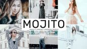 دانلود پریست لایت روم و Camera Raw و اکشن: Mojito Lightroom Presets Pack