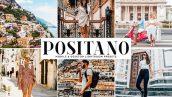 دانلود پریست لایت روم و Camera Raw و اکشن: Positano Pro Lightroom Presets