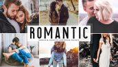 دانلود پریست لایت روم و Camera Raw و اکشن: Romantic Mobile Desktop Lightroom Presets