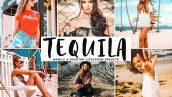 دانلود پریست لایت روم و Camera Raw و اکشن: Tequila Mobile Desktop Lightroom Presets
