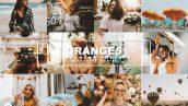 دانلود مجموعه پریست لایت روم با تم و رنگ نارنجی : Oranges