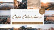 دانلود مجموعه پریست لایت روم دسکتاپ : Cape Columbine