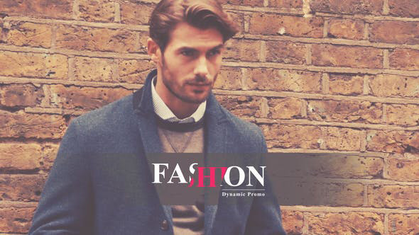 دانلود پروژه آماده افترافکت با موزیک  تیتراژ اکشن Fashion Dynamic Promo