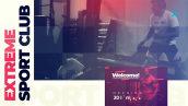 دانلود پروژه آماده افترافکت با موزیک : وله و تیتراژ Adrenaline Sport Promotion