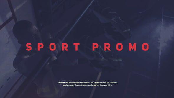 دانلود پروژه آماده پریمیر با موزیک پروژه  تیتراژ Dynamic Sport