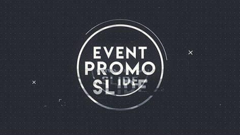 دانلود پروژه افترافکت با موزیک : اعلام برنامه Abstract Event Promo
