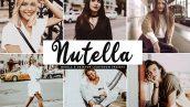 دانلود پریست لایت روم و Camera Raw و اکشن: Nutella Mobile Desktop Lightroom Presets