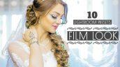 دانلود پریست لایت روم 10 عددی دسکتاپ : Film Look Lightroom Presets