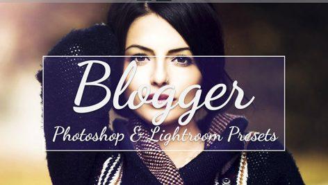 دانلود پریست لایت روم 100 عددی دسکتاپ : Blogger Presets