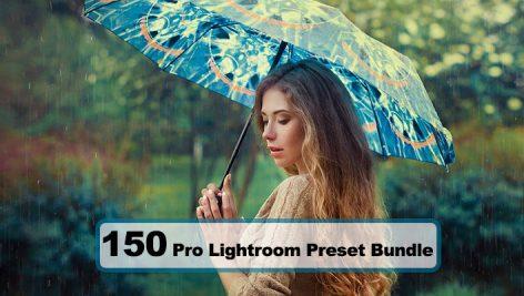 دانلود پریست لایت روم ۱۵۰ عددی دسکتاپ : Pro Lightroom Preset Bundle