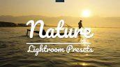 دانلود پریست لایت روم 25 عددی دسکتاپ : Nature Lightroom Presets