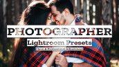 دانلود پریست لایت روم 50 عددی دسکتاپ : Photographer Lightroom Presets