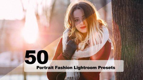 دانلود پریست لایت روم 50 عددی دسکتاپ : Portrait Fashion Lightroom Presets