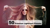 دانلود پریست لایت روم 50 عددی دسکتاپ : Premium Lightroom Presets