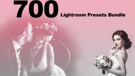 دانلود پریست لایت روم 700 عددی دسکتاپ : Lightroom Presets Bundle