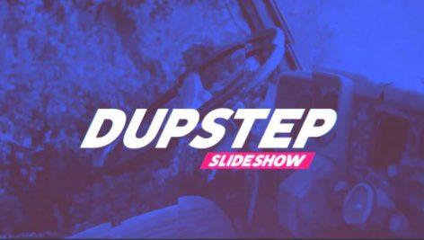 دانلود پروژه آماده پریمیر با موزیک : اسلایدشو و تیتراژ Dupstep