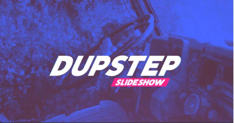 دانلود پروژه آماده پریمیر با موزیک  اسلایدشو و تیتراژ Dupstep