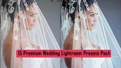 دانلود پریست لایت روم : Premium Wedding Lightroom Presets Pack