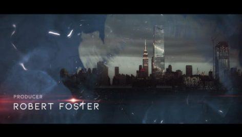 پروژه افترافکت با موزیک : تیتراژ سینمایی Cinematic Opener