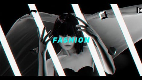 پروژه افترافکت با موزیک : وله اینترو و تیتراژ Hip Hop Fashion Promo