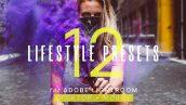 پریست لایت روم دسکتاپ و موبایل : Lifestyle Presets for Lightroom