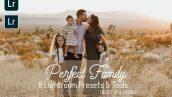 پریست لایت روم دسکتاپ و موبایل : Perfect Family Lightroom Presets