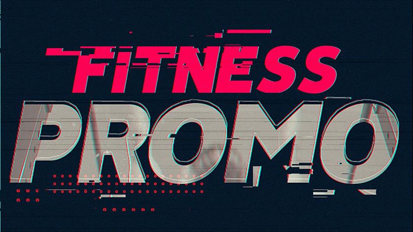 پروژه آماده پریمیر با موزیک  تیتراژ و ورزشی Fitness Promo