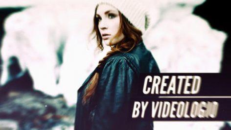 پروژه افترافکت با موزیک : اسلایدشو فشن Fashion Slideshow