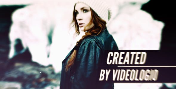 پروژه افترافکت با موزیک  اسلایدشو فشن Fashion Slideshow