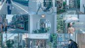 پریست لایت روم دسکتاپ و موبایل تم آبی SEOUL PRESETS