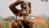 پریست لایت روم دسکتاپ و موبایل تم فضای باز True Tone Lightroom Presets XMP And DNG