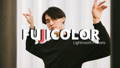 پریست لایت روم دسکتاپ و موبایل Fujicolor Lightroom Presets XMP/DNG