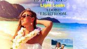 پریست لایت روم دسکتاپ Light Leaks Adobe Lightroom Presets