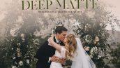 پریست لایت روم و براش لایت روم مخصوص عروسی : Deep Matte Presets for Lightroom