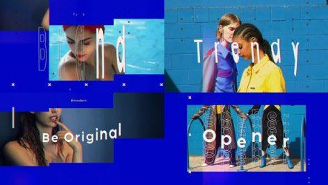 دانلود پروژه افترافکت با موزیک : وله فشن و اسپرت Fashionable